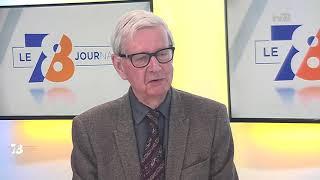 Yvelines | Guy Malandain en course pour un 4e mandat à Trappes