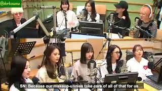 [ENG SUB] 180412 TWICE (Lovable moments segment) Lee HongKi Kiss the Radio Cool FM