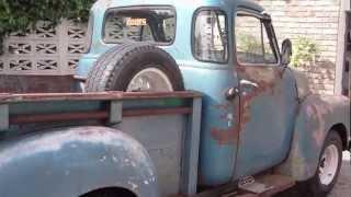 Vendo Chevrolet pickup 3100 1951