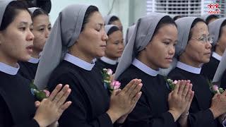Hồng ân Vĩnh Khấn - Dòng Nữ tu Thừa sai Đức Mẹ Trinh Vương