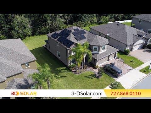 Tampa Solar Power - 3-D Solar - Tampa Solar Power