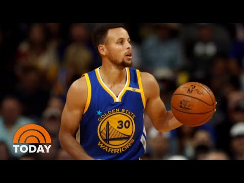 See A Sneak Peek Of Stephen Curry's Docuseries 'Stephen Vs. The Game' | TODAY