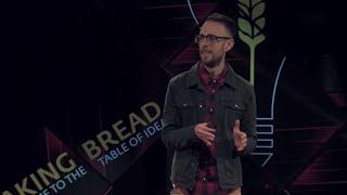 L'Importance de Faire Croire | CJ Casciotta | TEDxGrandForks