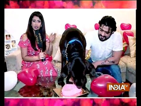 Karan Patel & Ankita are having fun on V-Day