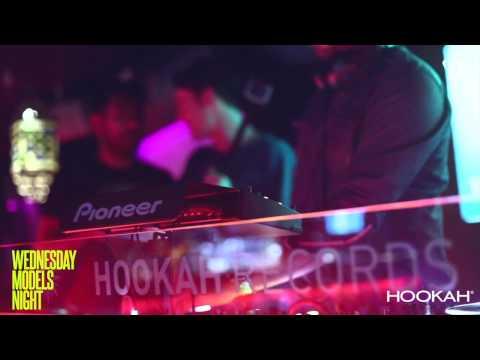 Wednesday Models Night  @ Hookah Lounge (November 2014)