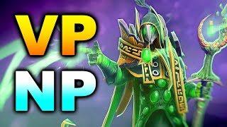 VP vs NP -  50/112 ALL HERO CHALLENGE! - SUMMIT 7 DOTA 2