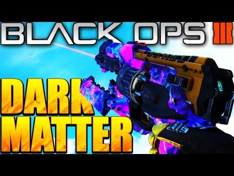 "DARK MATTER ""RIFT E9 PISTOL GAMEPLAY"" in Black Ops 3 (NEW DLC WEAPONS)"