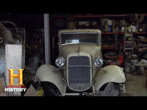 American Pickers: Junkyard Dave Has Some Extremely Rare Cars (Season 15) | History