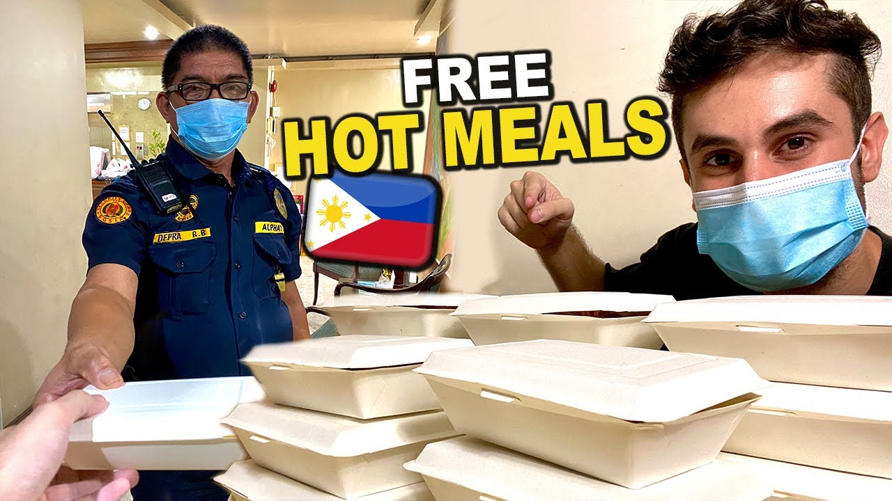 Surprising & Cooking FILIPINO FOOD for Our FRONTLINERS!
