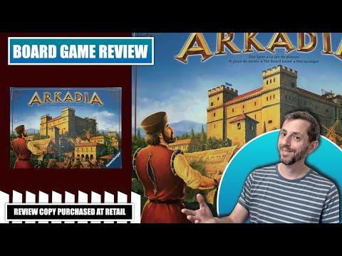 Europhile Reviews Arkadia board game