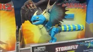 How to Train Your Dragon 2 Toys DreamWorks collection Review by Toystosurprice