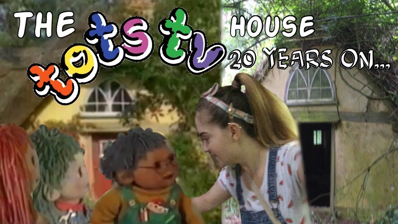 The Tots TV House ~ 20 Years On!