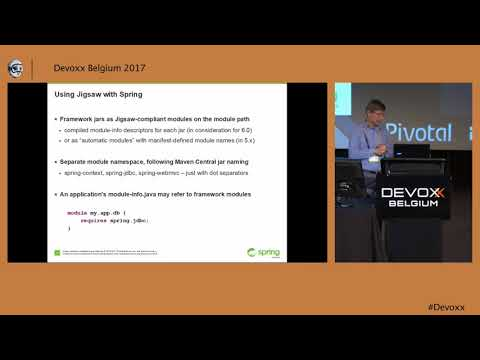 Spring Framework 5: Themes & Trends by Juergen Hoeller