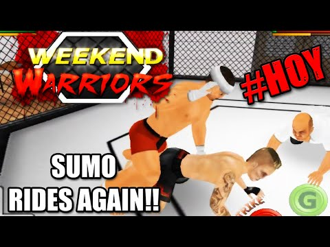 MDickie's Weekend Warriors: MMA Fun!!