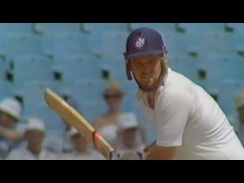 England's Great Cricketers ~ Mike Gatting