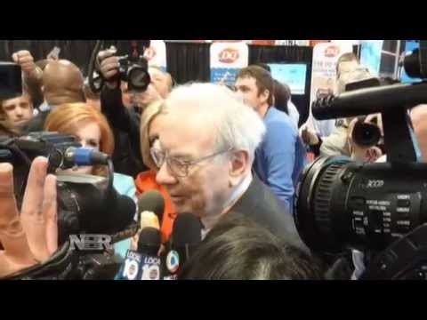 Nightly Business Report: Words of wisdom from Warren Buffett