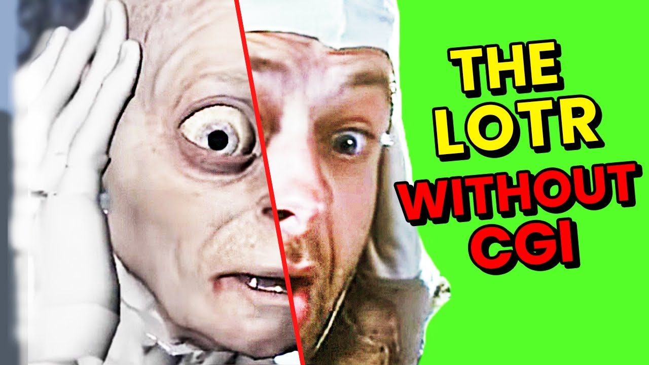 Download How The Lord of the Rings Looks Without CGI And Other Visual Effects   OSSA Movies