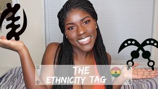 ETHNICITY TAG|| GHANA