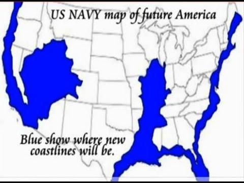 New Madrid Soon To Awaken YouTube - Us navy map future america