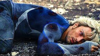 Смерть Ртути / Мстители: Эра Альтрона (2015)