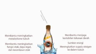 CLEO Oxygenated Water
