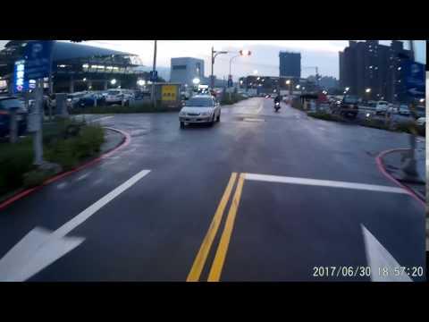 06 30 車停在路中間是哪招