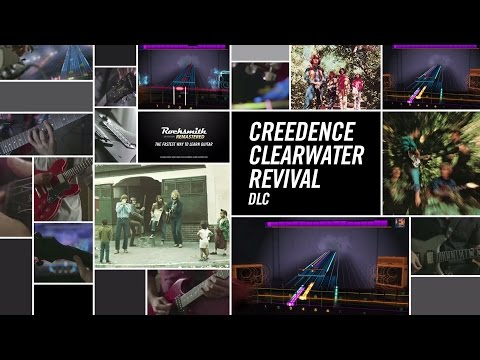 Creedence Clearwater Revival Song Pack - Rocksmith 2014 Edition Remastered DLC