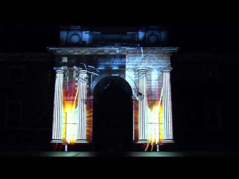 Goodwood House - Projection Mapping