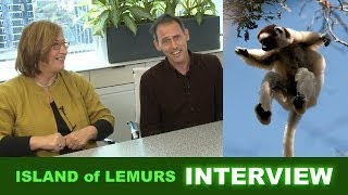 Island of Lemurs Madagascar 2014 Interview - Beyond The Trailer