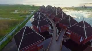 Myanmar Aerial Video (Taunggyi Inlay, Kalaw)