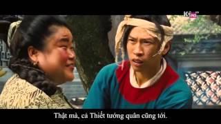Tượng Phật Quan Âm VietSub | Tạ Đình Phong | Phim võ thuật hài hay nhất