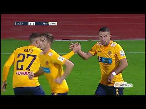 Doxa AEL Limassol Goals And Highlights