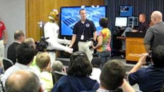 #NASAtweetup STS-133 Discovery - Robonaut 2 Demo Part IV Thumbnail