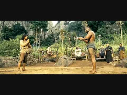 Ong Bak 2  fight against trio.