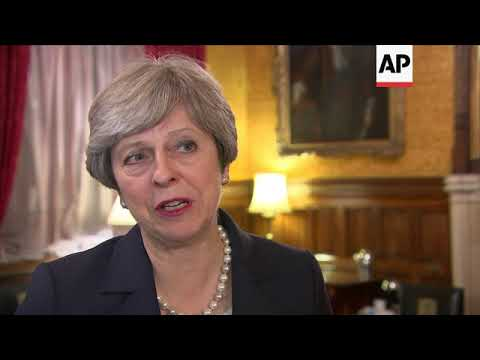 UK PM announces new measures to deal with issue of harassment