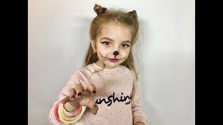 Children's make up for Halloween ll Ameli tvit  ll Make Up Show