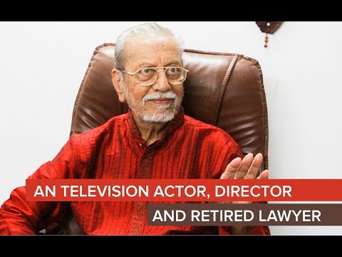 """Actor Charuhasan interview with, """"The Auteur"""""""