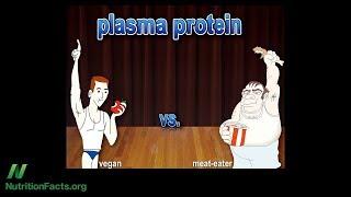 Jak jsou na tom vegani s bílkovinami?
