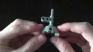 (Урок) Механизм на прокачку (Ч.6): Лего кодовый сейф (RUS)