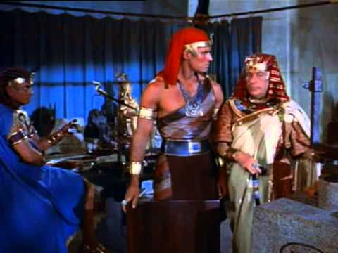 The Ten Commandments - Moses' Focus and Dedication