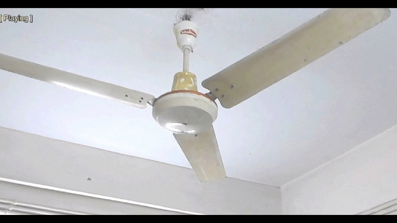 Ceiling fan falling down part 3 very deadly short 2016 2017 youtube aloadofball Image collections