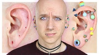 No More Piercings | Piercing FAQ 17 | Roly
