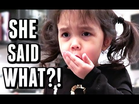 SHE SAID WHAT?! -  ItsJudysLife Vlogs