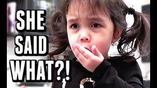 SHE SAID WHAT?! -  ItsJudysLife Vlogs