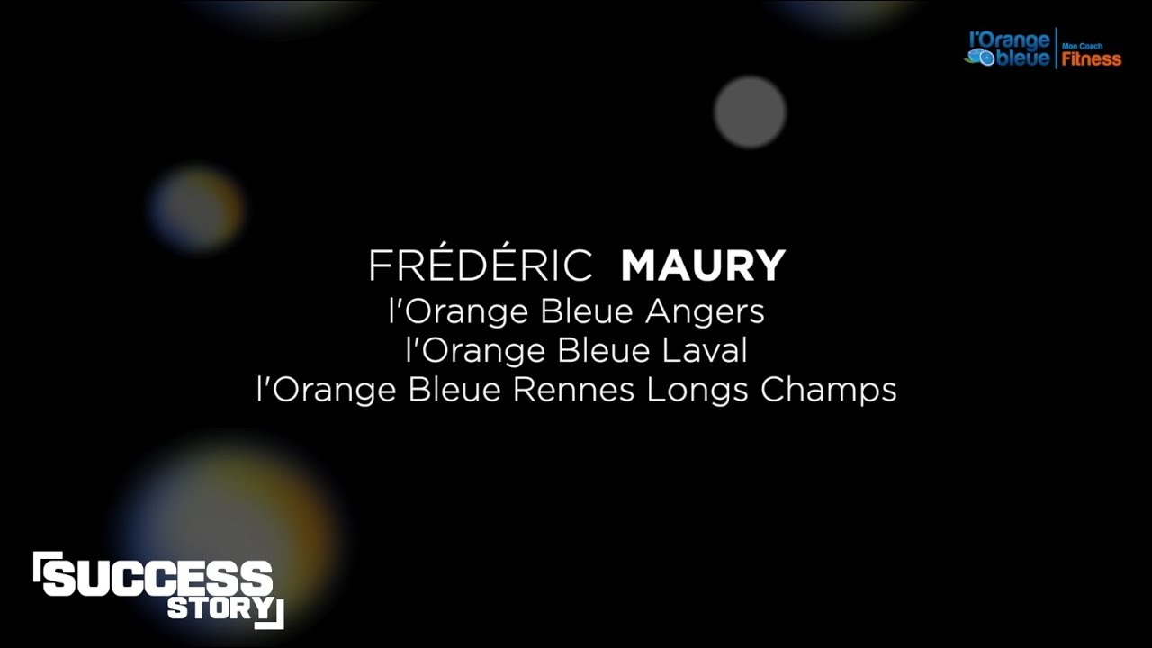success story 24 frederic maury