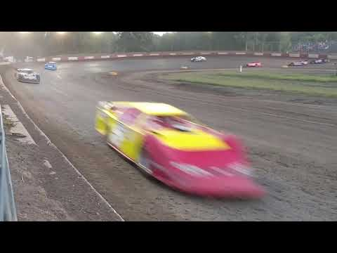Peoria Speedway 8-12-17 sblm feature Matt Murphy