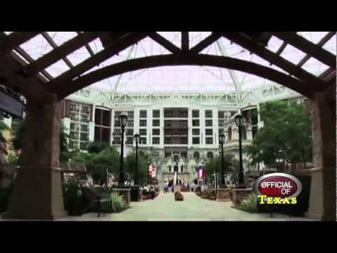 Gaylord Texan Resort & Conference Center - Best Family Getaway - Texas 2012