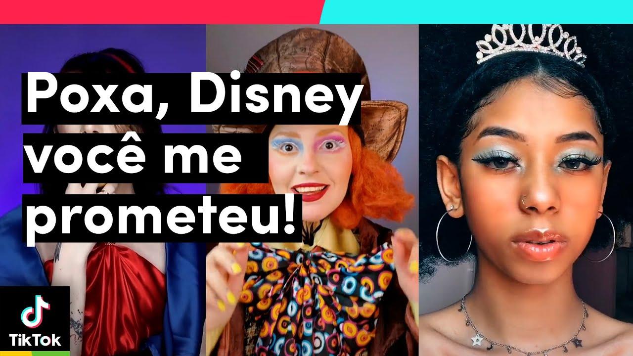 Poxa, Disney você me prometeu! | TikTok Brasil
