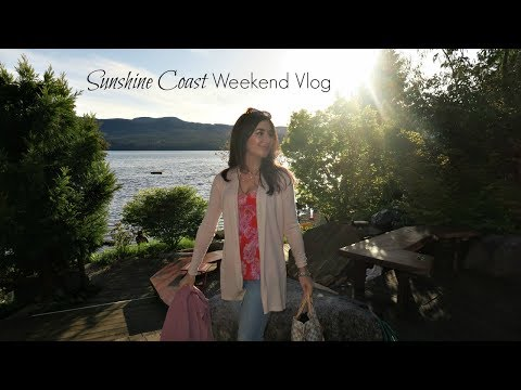 SECHELT WEEKEND VLOG | SUNSHINE COAST BC