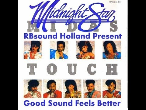 Midnight Star - Midas Touch (12 inch Remix) HQsound